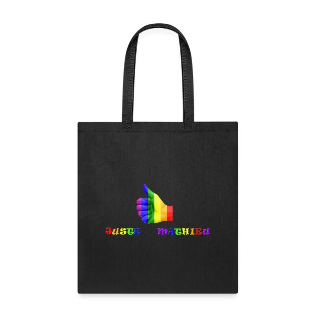 Logo LGBT + Name of the company