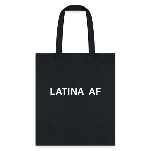 latina af - Tote Bag