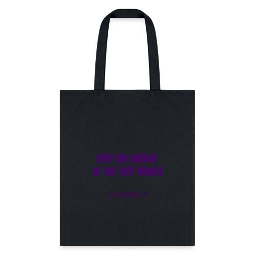 KORITFW - Tote Bag