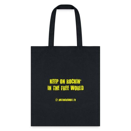 KORITFW yellow - Tote Bag