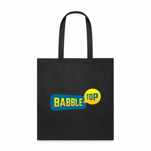 Babble Top Logo - Tote Bag