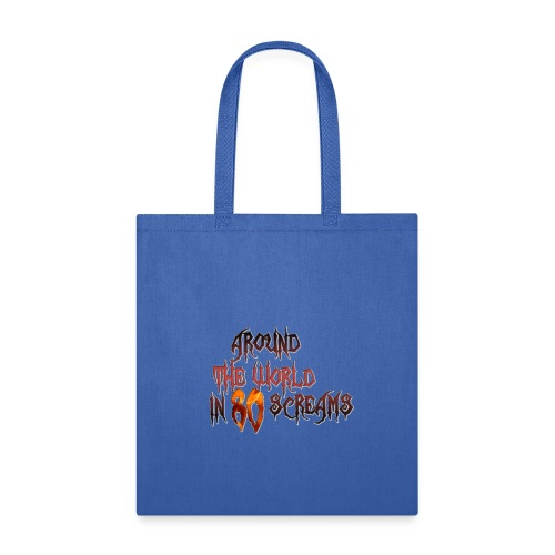 Around The World in 80 Screams - Tote Bag