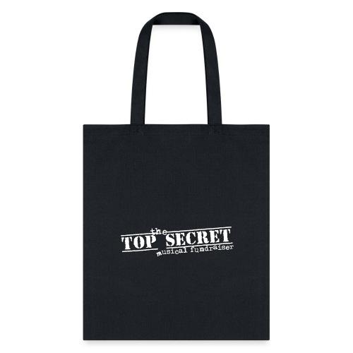 Top Secret Musical - Tote Bag
