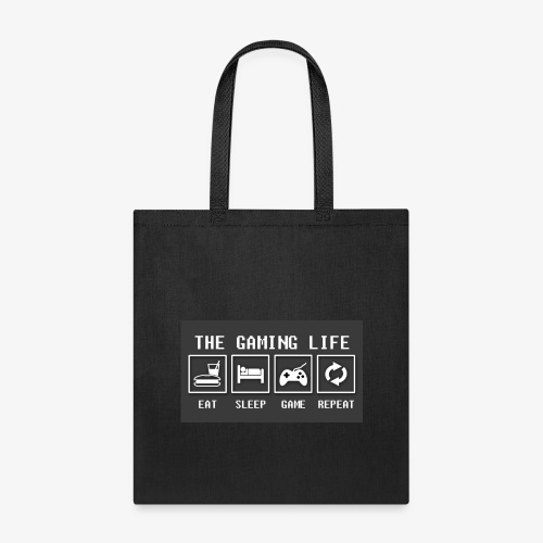 Gaming is life - Tote Bag