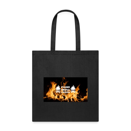 Flame Skulls Merchandise 2018- 2019 - Tote Bag