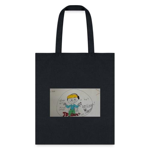 Gamerjd hoodie - Tote Bag