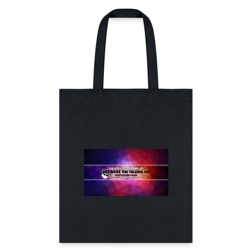Verbose Banner - Tote Bag