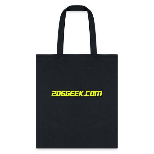 206geek.com - Tote Bag