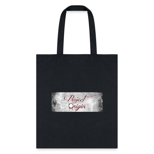 Project Origin - Tote Bag