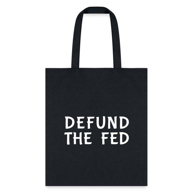 Defund the FED