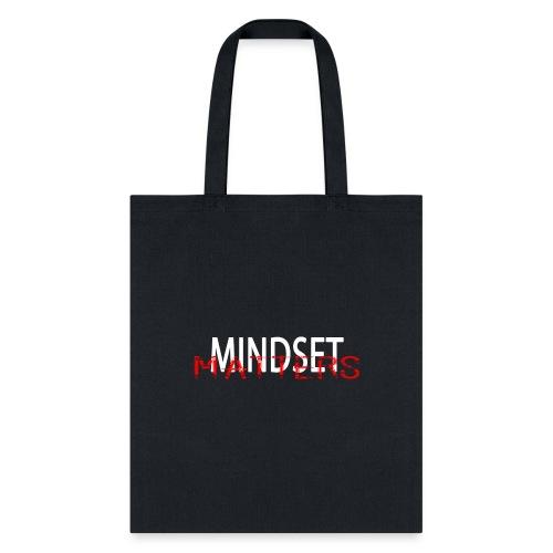 Mindset Matters - Tote Bag