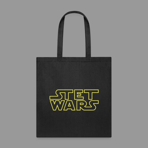 Stet Wars - Tote Bag