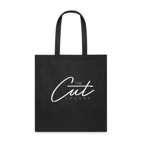 The Cut Lounge Logo - Tote Bag