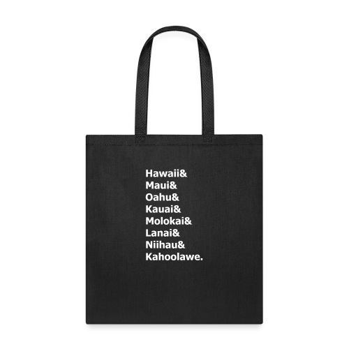 The 808 Islands - Tote Bag