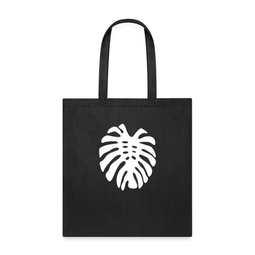 Monstera Leaf motif - Tote Bag