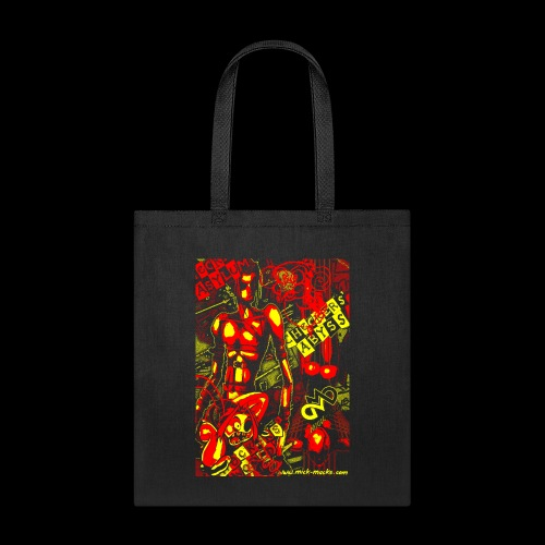 Checkers - Tote Bag