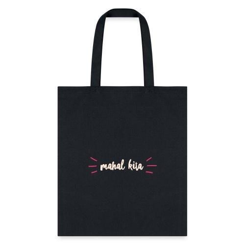 Mahal Kita - Tote Bag