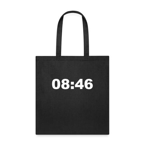 08:46 I Can't Breathe - Tote Bag