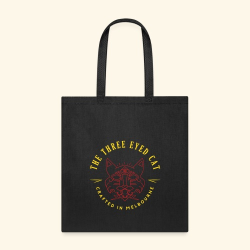 Look what the cat dragged in. - Tote Bag