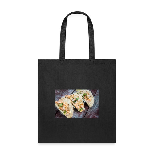 Grilled Shrimp Tacos - Tote Bag