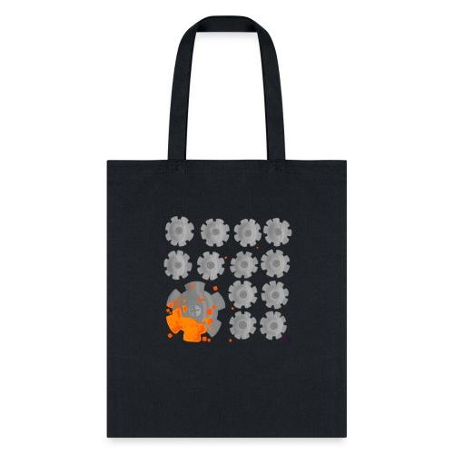 PixelRustMuzic - Tote Bag