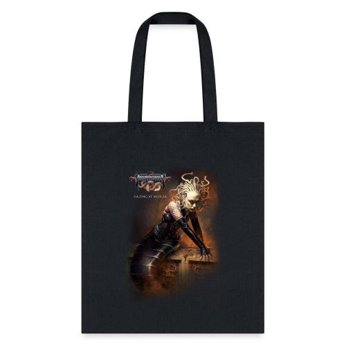 Gazing at Medusa V2 - Tote Bag