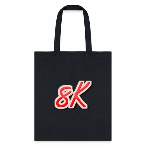 8K - Tote Bag