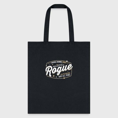 Rogue Class Fantasy RPG Gaming - Tote Bag
