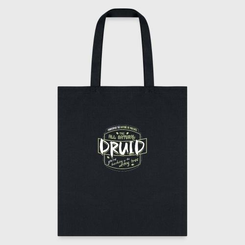 Druid Class Fantasy RPG Gaming - Tote Bag