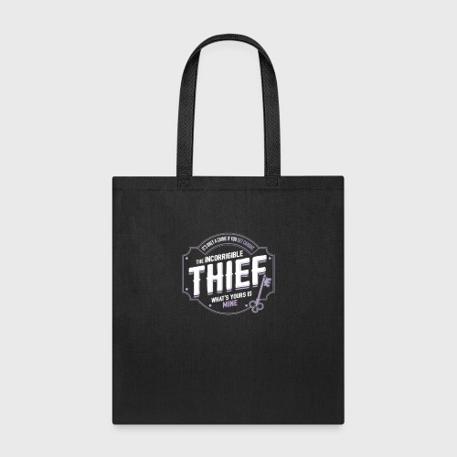 Thief Class Fantasy RPG Gaming - Tote Bag
