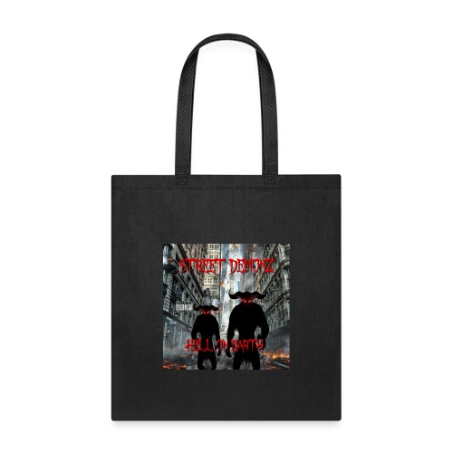STREET DEMONZ 2.0 ALBUM COVER - Tote Bag