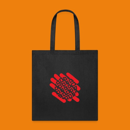 Waffles without Borders Logo - Tote Bag