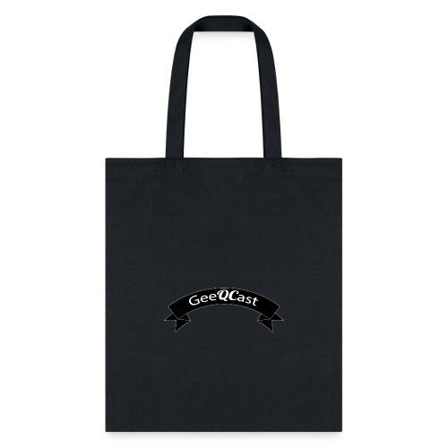GeeQCast - Tote Bag