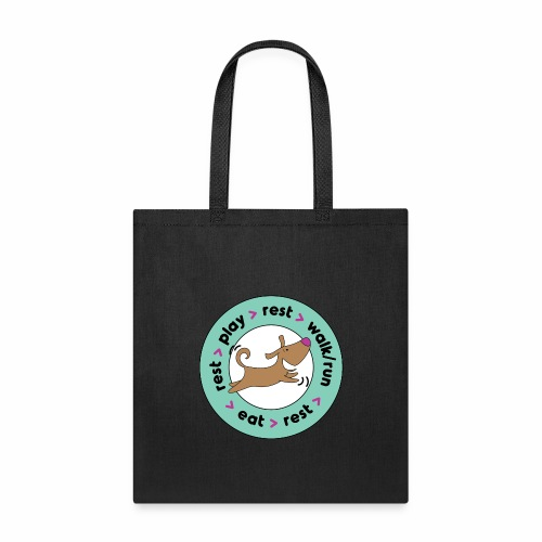 Dogs' Circle of Happiness - Tote Bag