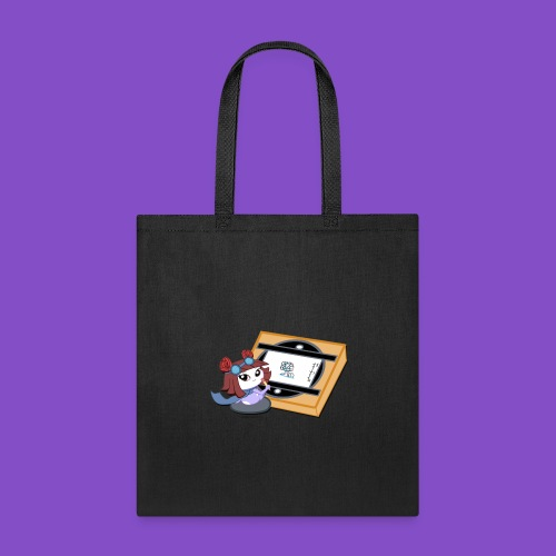 Zyrin with Animation Board - Tote Bag