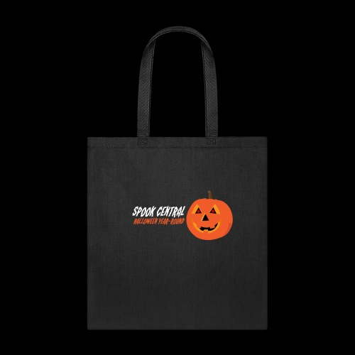 Spook Central, Halloween Year Round - Tote Bag