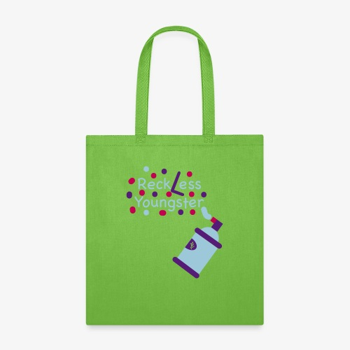 reckless youngster boys - Tote Bag