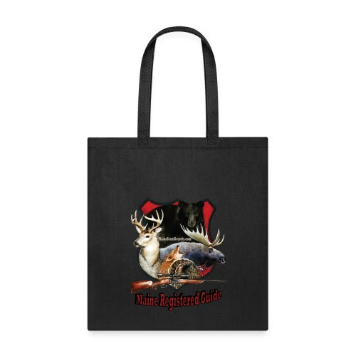Maine Registerd Guide - Tote Bag