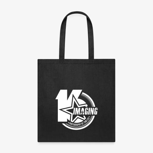 16IMAGING Badge White - Tote Bag
