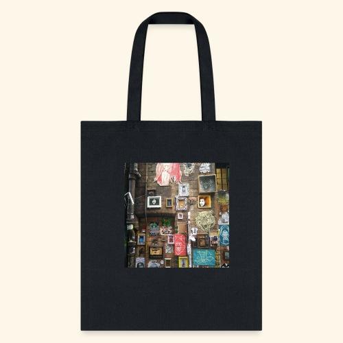 Streetart Melbourne. - Tote Bag