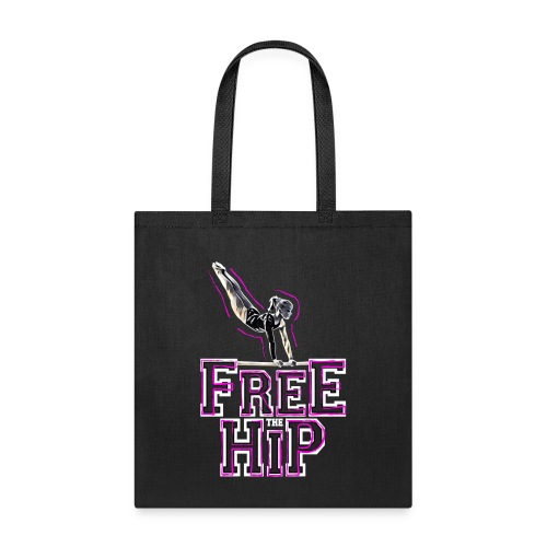 Free The Hip - Tote Bag