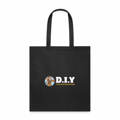 DIY For Knuckleheads Logo. - Tote Bag