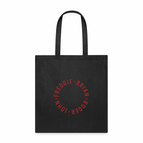 Freddie Brian Roger John - (Queen) Red Special - Tote Bag