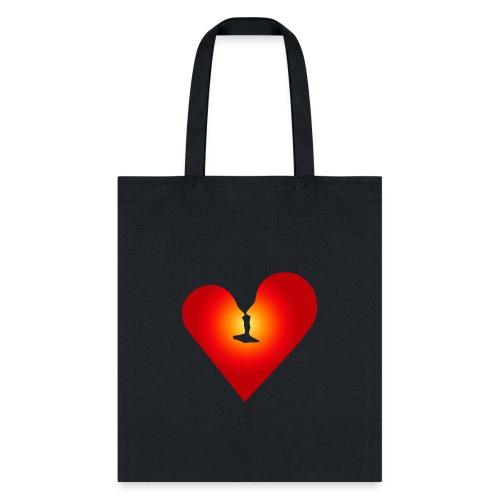Loving heart - Tote Bag