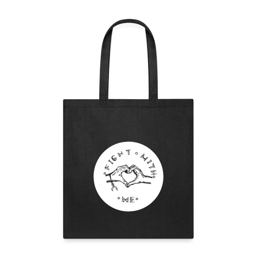 Fight with me - Tote Bag