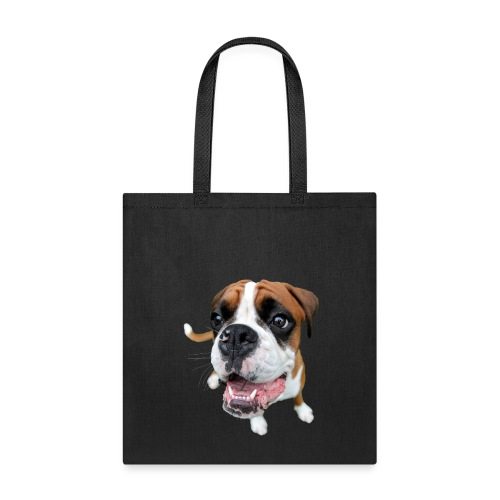 Boxer Rex the dog - Tote Bag