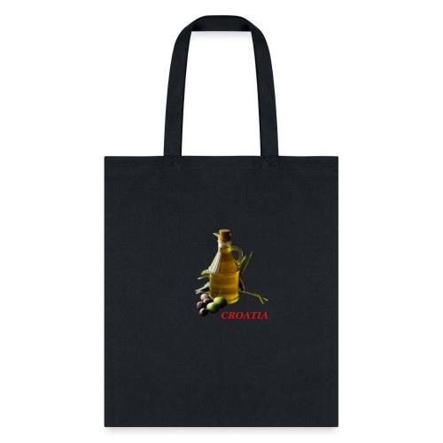 Croatian Gourmet 2 - Tote Bag