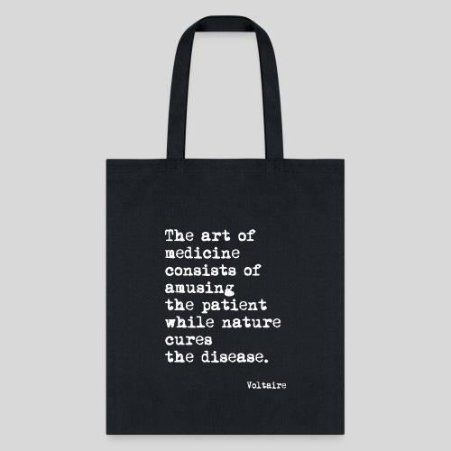 Voltaire - Tote Bag