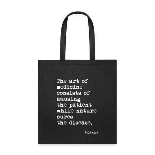 Voltaire - Tote Bag