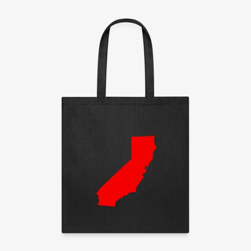 Flip Cali Red - Tote Bag